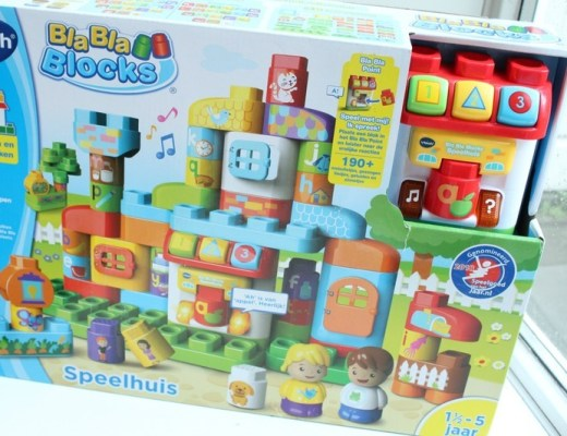 VTech Bla Bla blocks speelhuis review