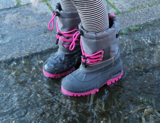warme snow boots voor peuter