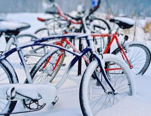 6 herkenbare ergernissen als je in de winter naar school moest fietsen