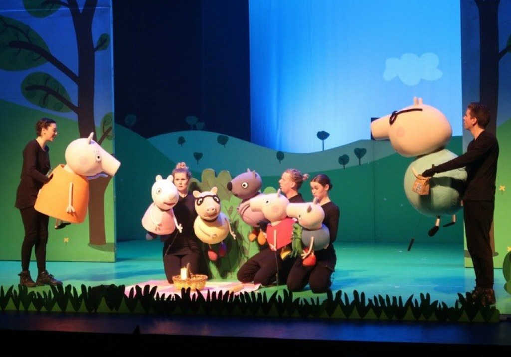 Peppa Pig Live Verrassingsfeest