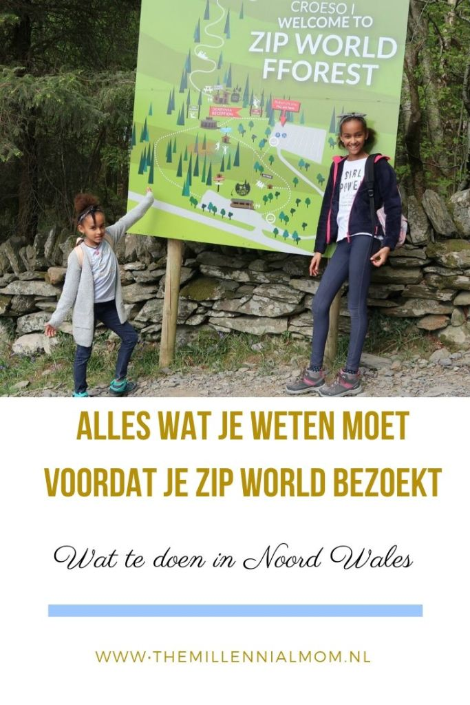 Alles over Zip world