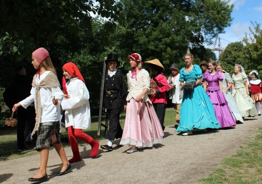 Eventyrhaven Hans Christian Andersen Parade