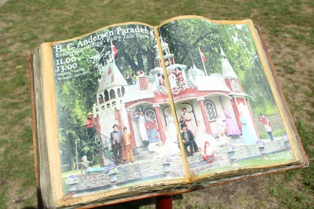 Hans Christian Andersen Parade tijden