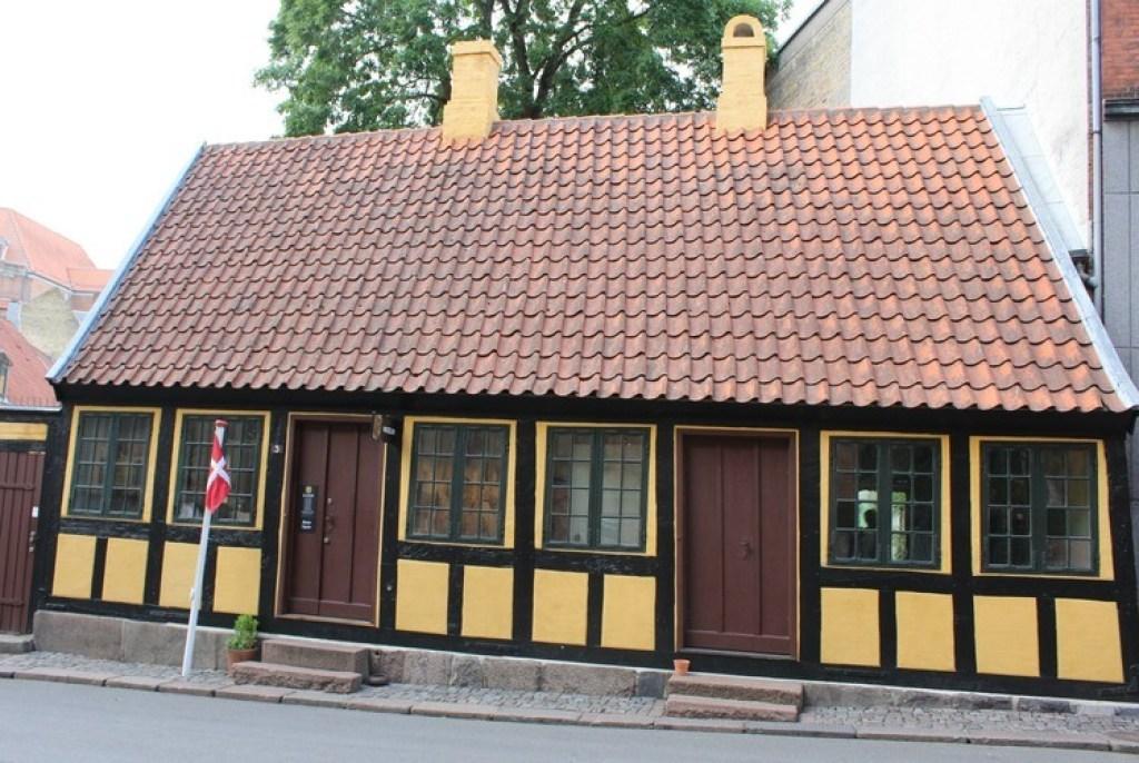 Hans Christian Andersens Barndomshjem