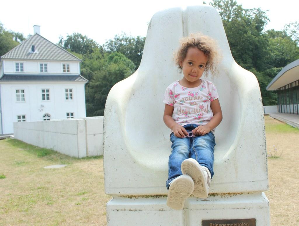Mons Klint bezoeken met kinderen