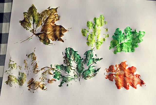knutselen met bladeren_herfst