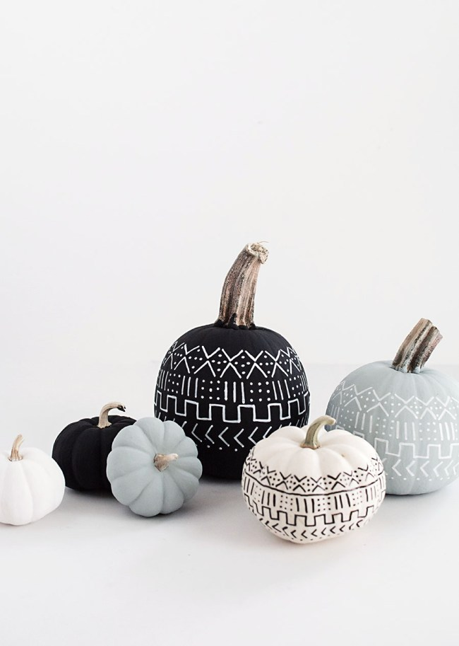 pompoen decoratie_herfstdecoratie_The millennial mom
