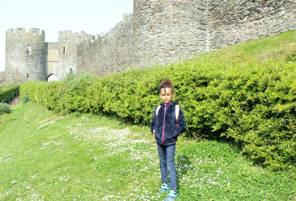stadsmuren Conwy bezienswaardigheden The Millennial Mom