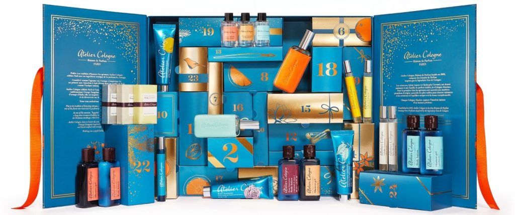 Atelier-Cologne-beauty adventskalender-2019-the millennial mom