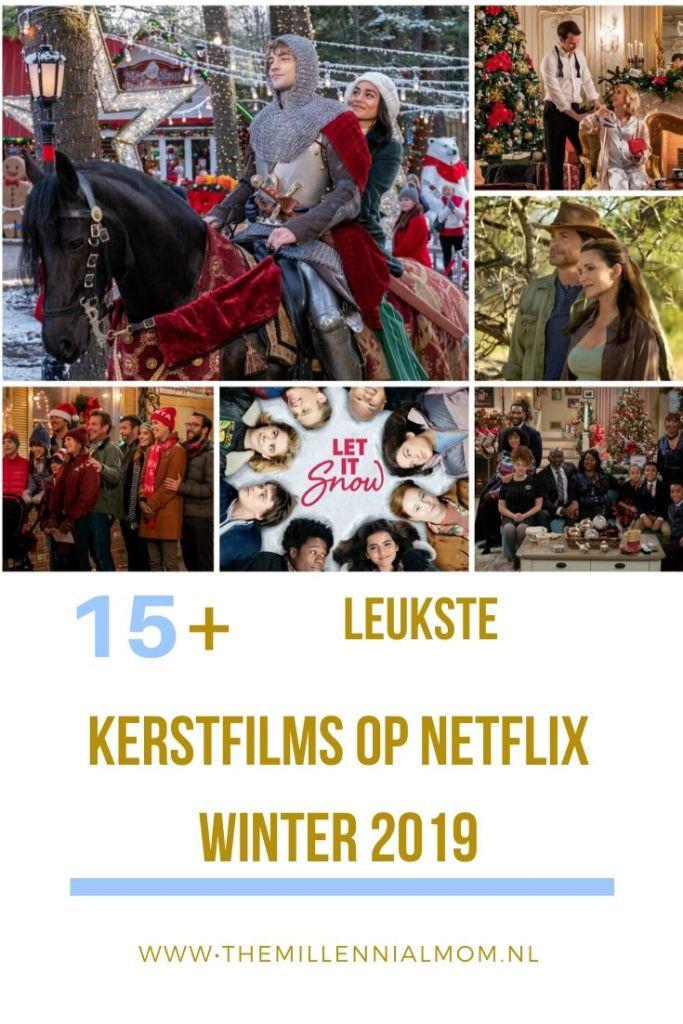 Deze kerstfilms kun je in 2019 op Netflix verwachten