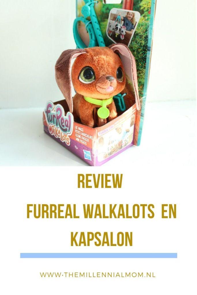 Fur Real Walkalots review
