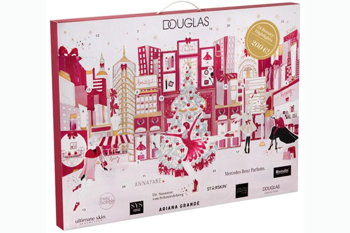 douglas-adventskalender-2019-the millennial mom