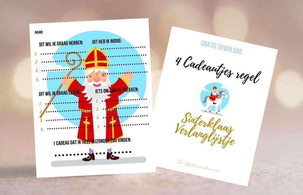 4 cadeautjes regels Sinterklaas_The Millennial mom