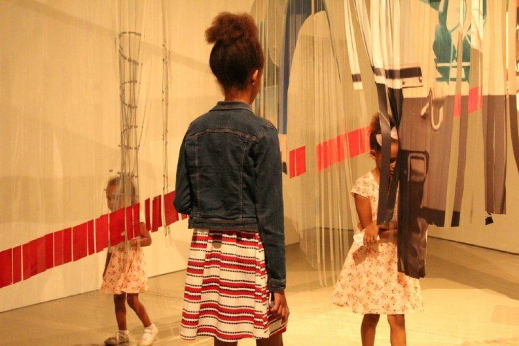 ARoS Kunstmuseum Aarhus met kinderen