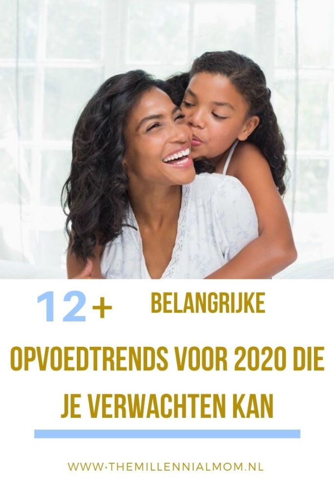 Opvoedtrends 2020