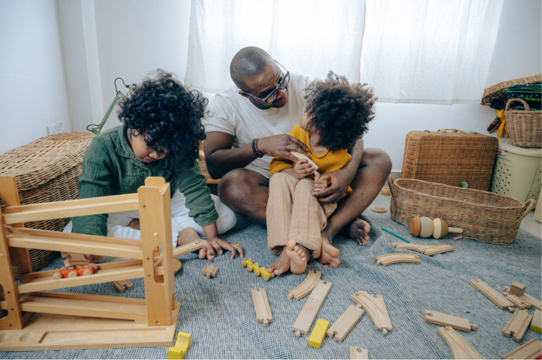 Voordelen van open-ended en loose parts play_The millennialmom