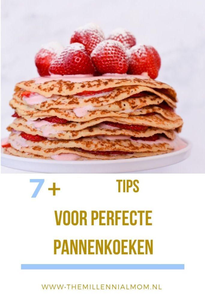 Tips perfecte pannenkoeken maken