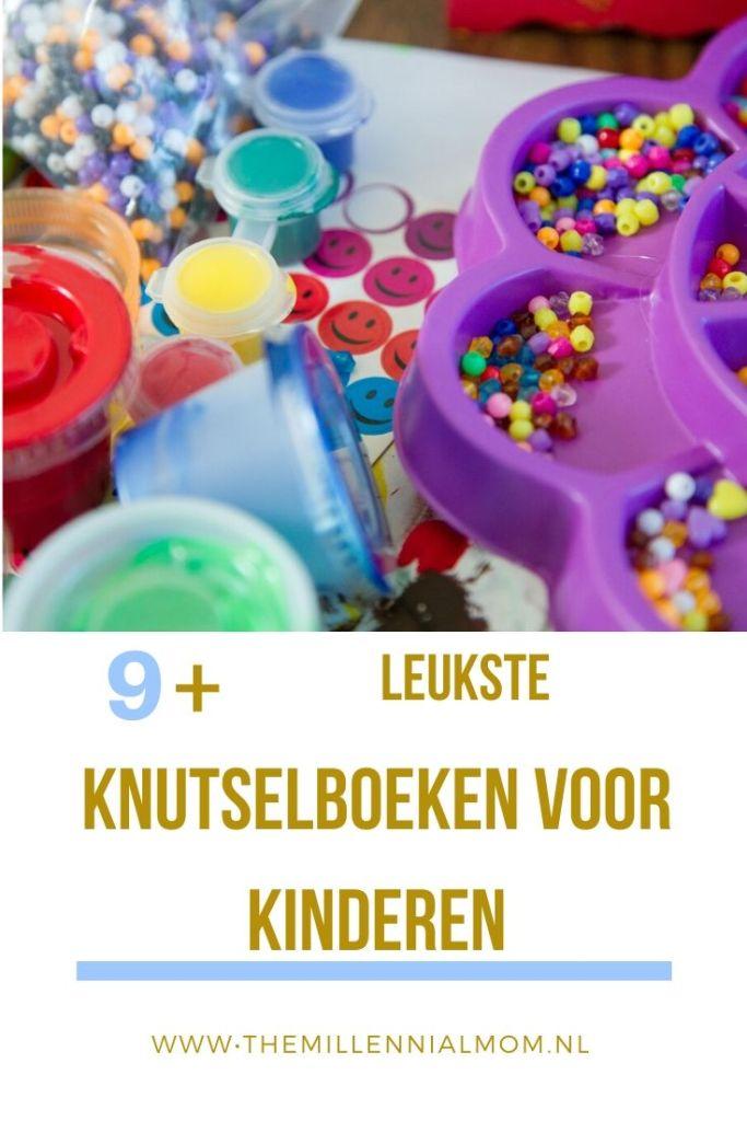 leukste knutselboeken voor kinderen peuters en kleuters
