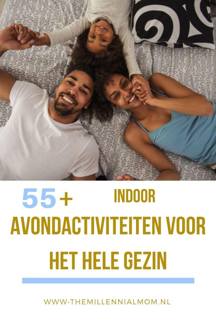 Activiteiten voor thuis om 's avonds met je hele gezin te doen-themillennialmom