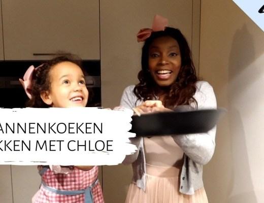 Weekvlog | Pannenkoeken bakken met Chloé