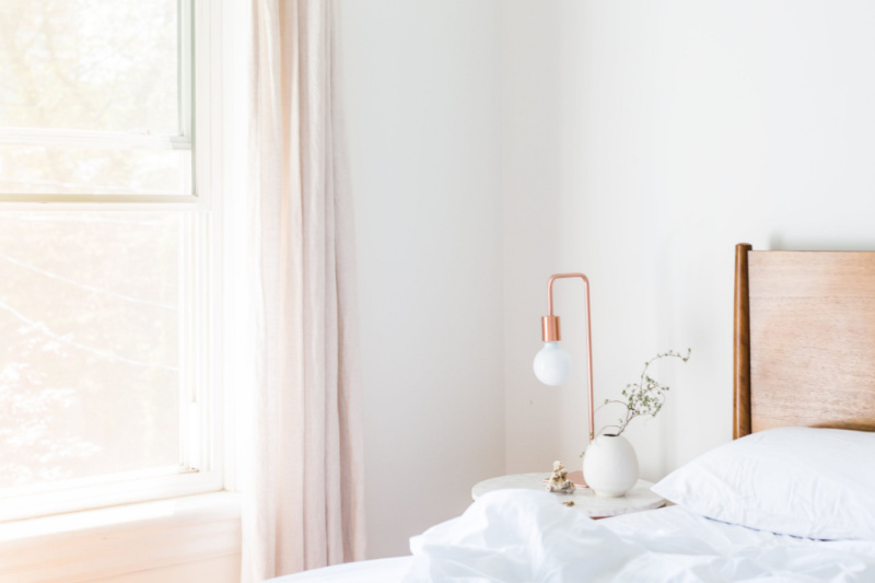 Tips en tricks voor het organiseren van slaapkamer