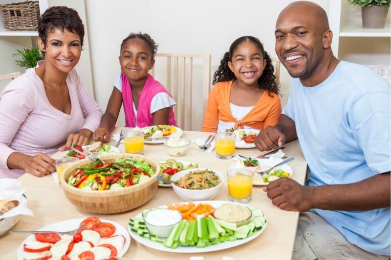 gezond eten-mentale gezondheid