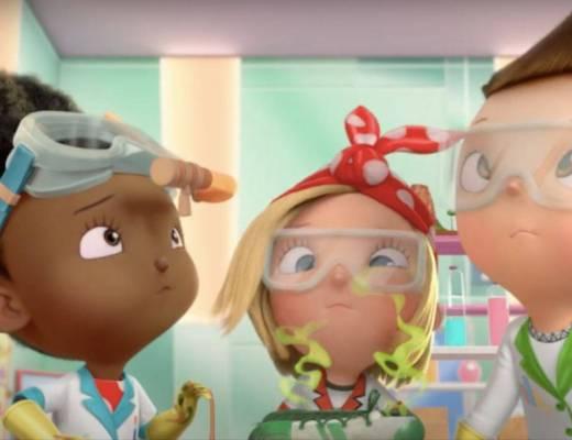 kinderserie Ada dapper op Netflix