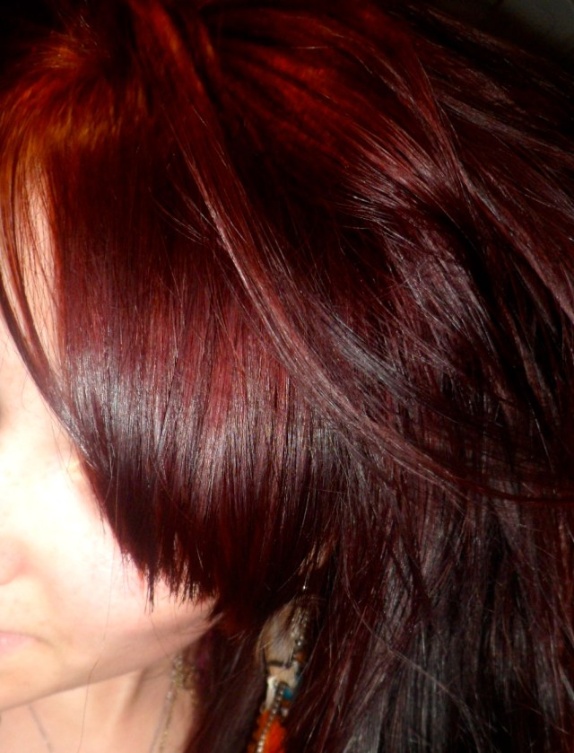 Mellor + Russell Simply Bright Dye in 'Red Alert'