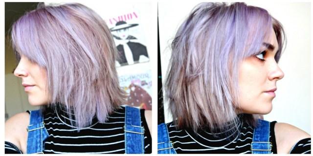 Bleach London 'Violet Skies'