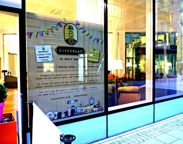 Discover the new Ziferblat, St Paul's Square, Liverpool