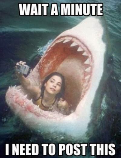 Funny Instagram Captions for Selfie