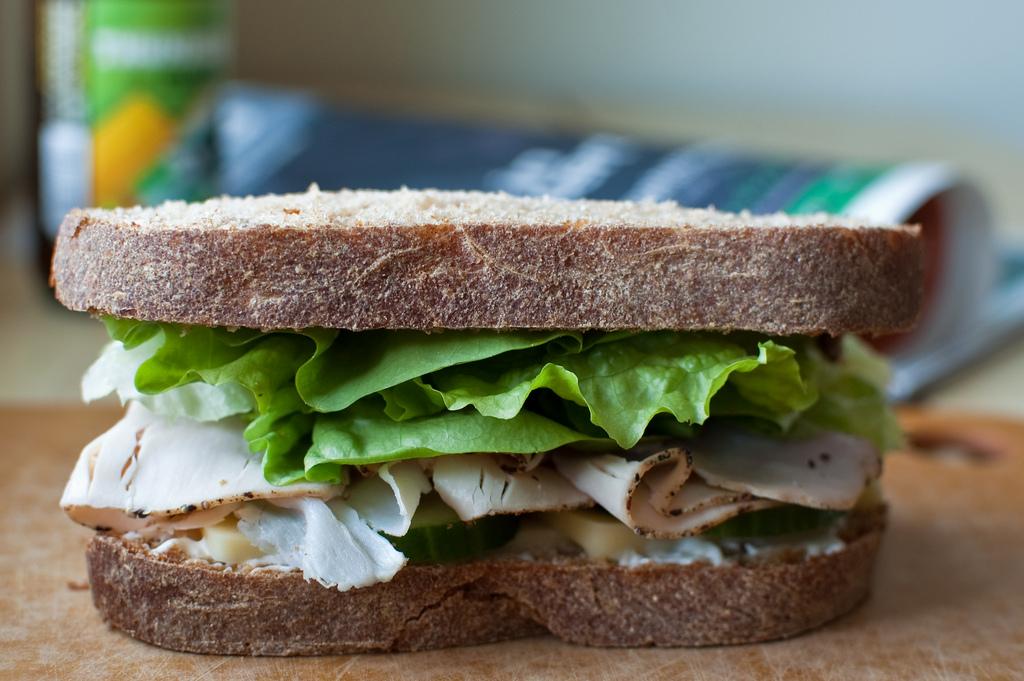Everyday 100% Whole Wheat Sandwich Bread
