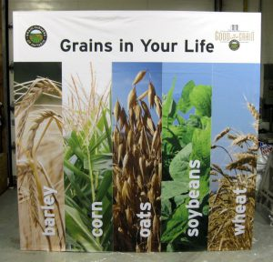 Grains in Your Life display