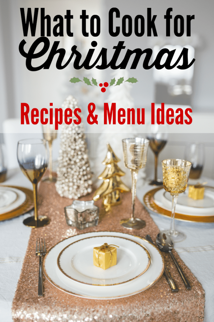 Dinner Menu Recipes Ideas