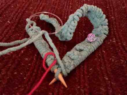 Week 1 Mystery Stitch Along