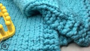 Big Stitch Throw with Zippy Loom