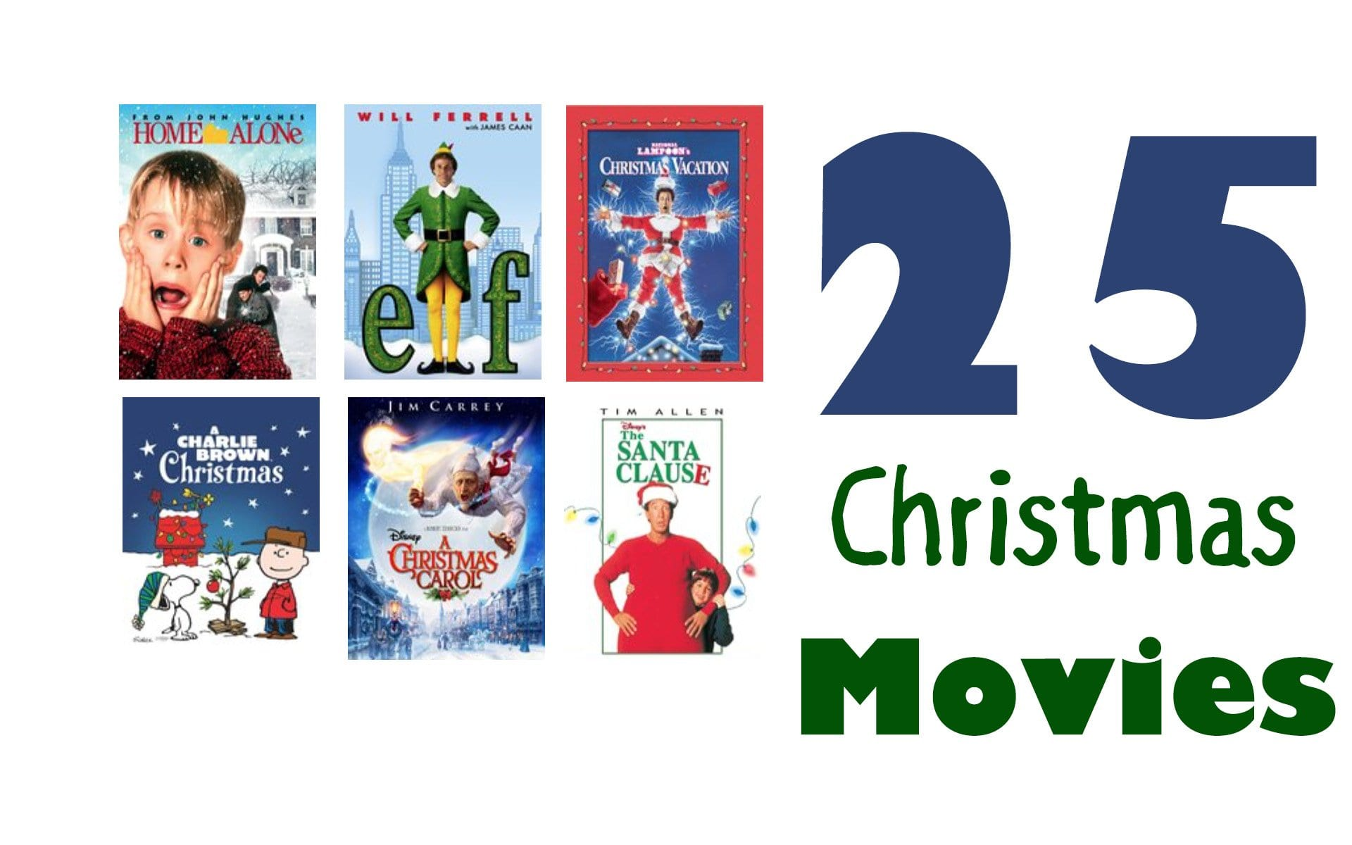 25 Christmas Movies To Watch Good Life Of A Housewife