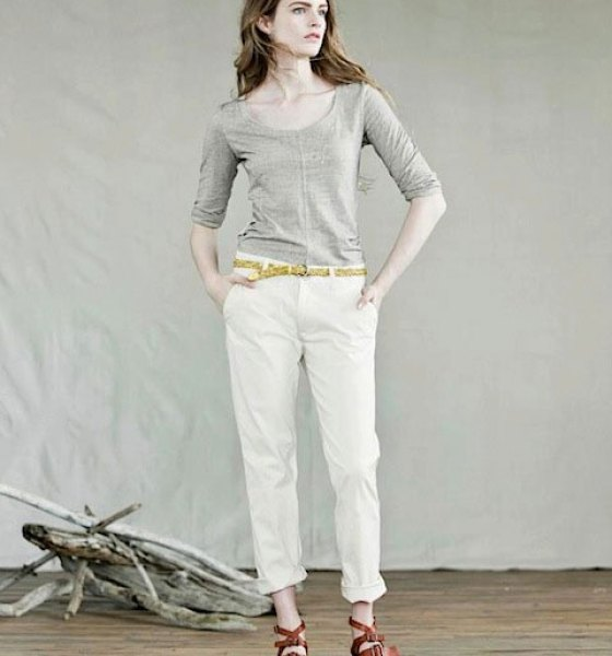 Feral Childe's Turnip Top and Carrot Jean nourish us with the basics for Spring 2013