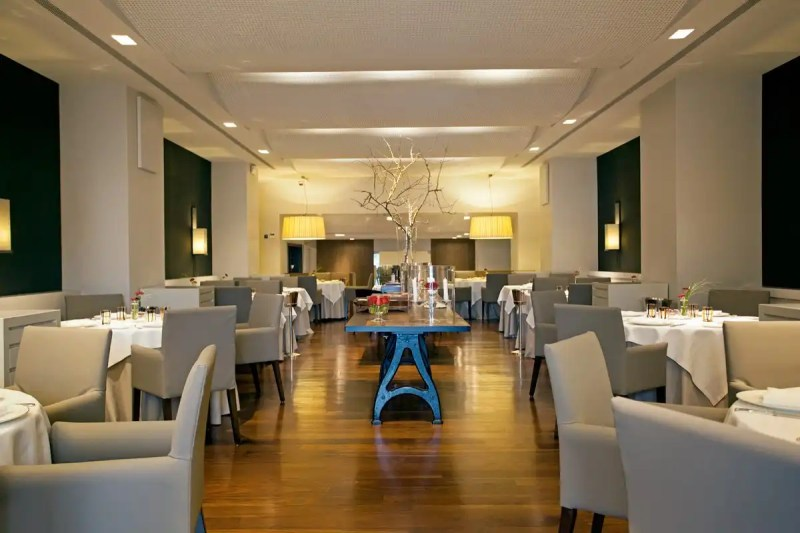 Sala Restaurant Gaig 8
