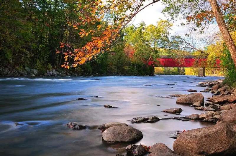 west-cornwall-covered-bridge-autumn-thomas-schoeller-1-1
