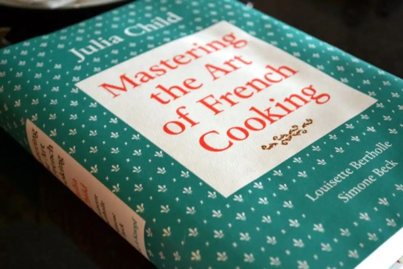 Julia Childs Art of French Cooking