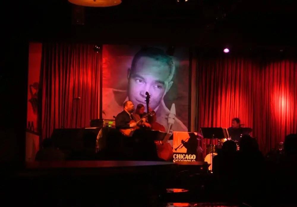 Jazz Showcase shows