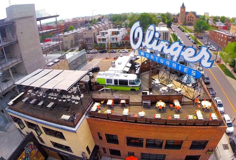 Rooftop Bars Denver