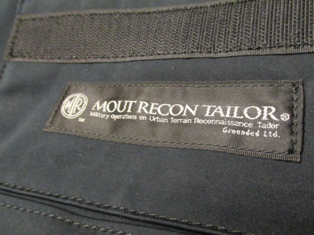 MOUT RECON TAILOR新入荷