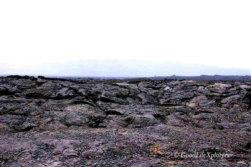 Hawaii Lava Fields