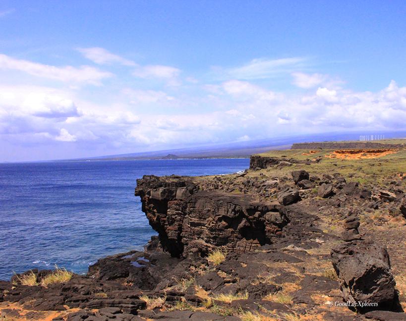 South Point, Hawaii, Travel, Ocean, Big Island
