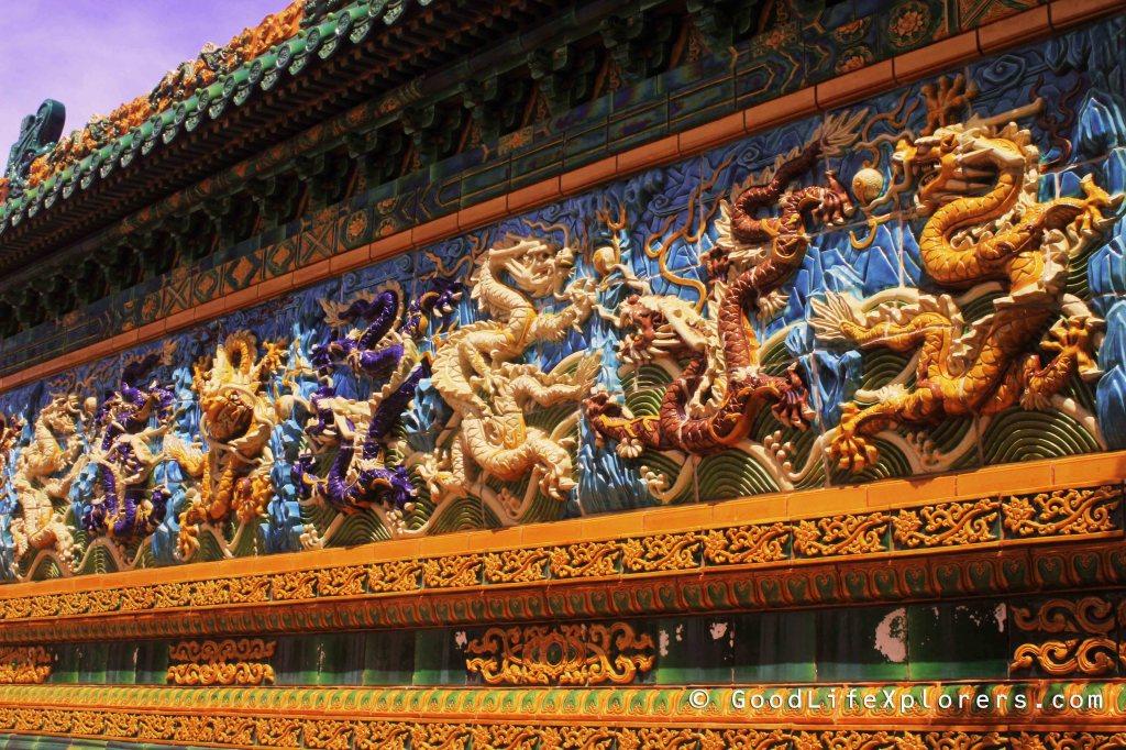 Chicago Chinatown Mural