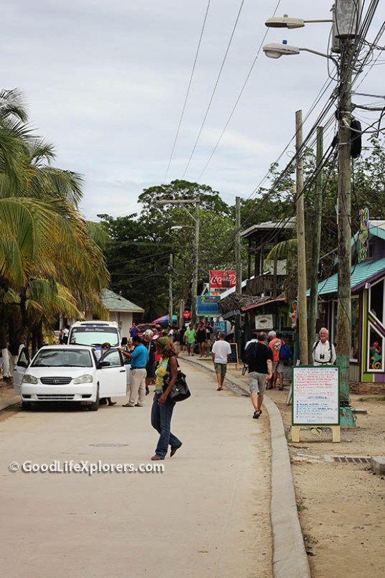 West End Neighborhood Roatan