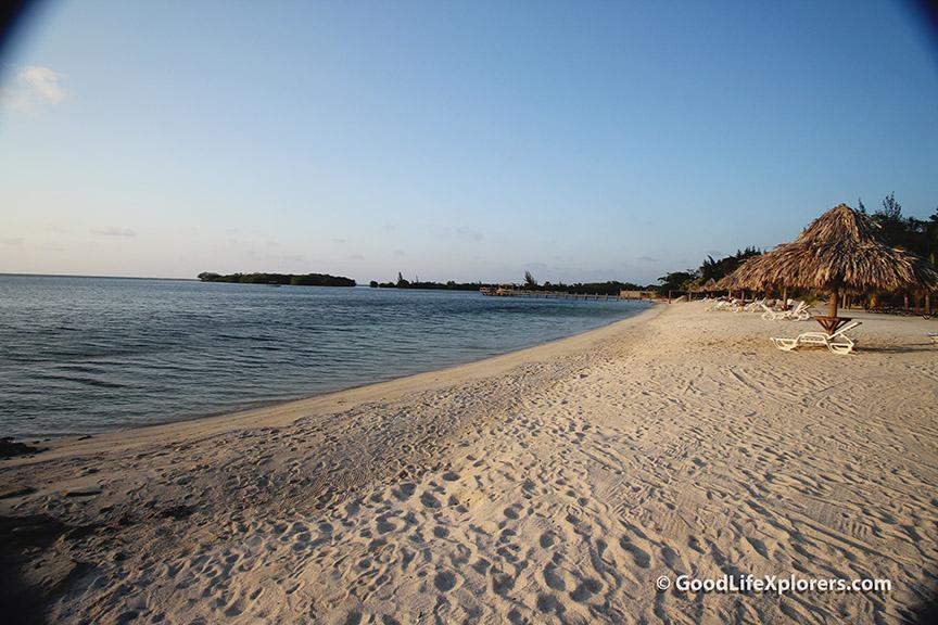 Turquoise Bay Resort Beach
