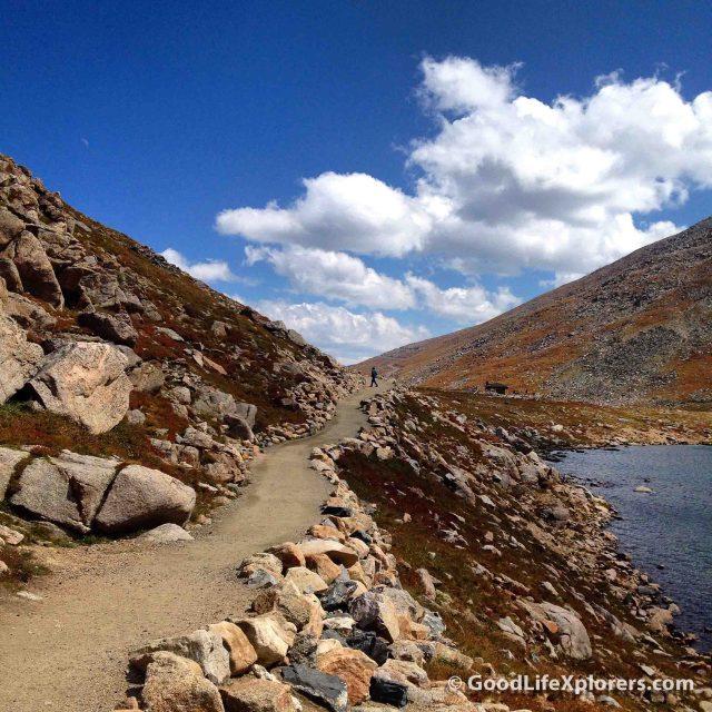Summit Lake Path